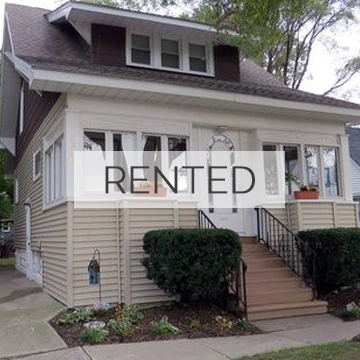 Currently Rented Home in Port Huron, MI